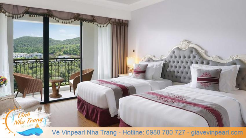 Vinpearl Nha Trang Gofl Land Resort & Villas - phòng