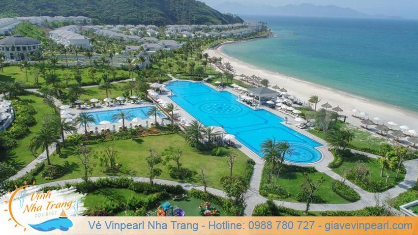 Vinpearl Nha Trang Gofl Land Resort & Villas - Hồ bơi