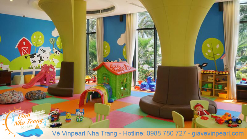 Vinpearl Nha Trang Gofl Land Resort & Villas - kid club