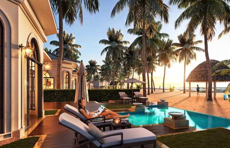vinpearl nha trang long beach resort ava