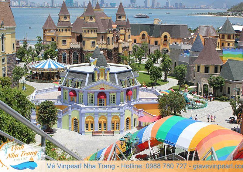 Quảng trường thần thoại Vinpearl Land Nha Trang
