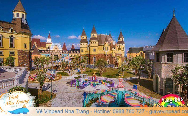 Vùng đất yêu thương Vinpearl Land Nha Trang