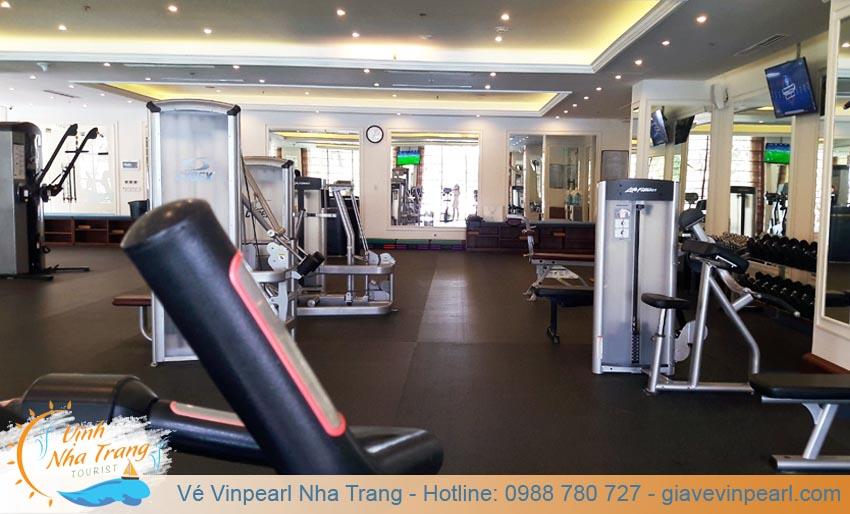 khu-gym-fitness-vinpearl-discovery-nha-trang